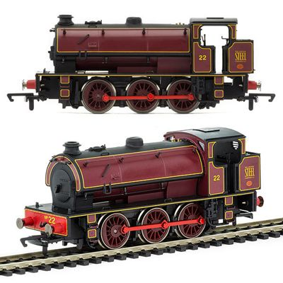 HORNBY Loco R3466 0-6-0ST J94 Austerity Class '22' United Steel Company