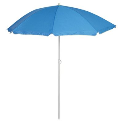 buy li lo 180cm beach parasol blue from our garden. Black Bedroom Furniture Sets. Home Design Ideas