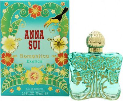 Anna Sui Romantica Exotica Eau de Toilette (EDT) 75ml Spray For Women