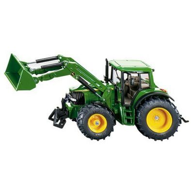 Farming - John Deere Tractor With Front Loader - 1:32 Scale - Siku