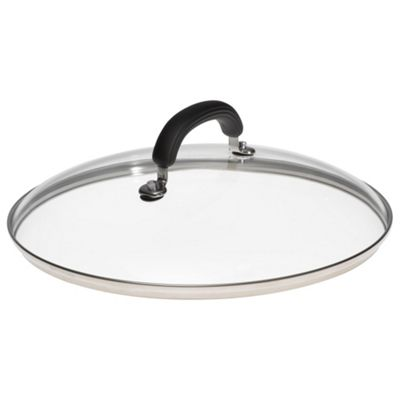 Circulon Aluminium 28cm Induction Glass Lid