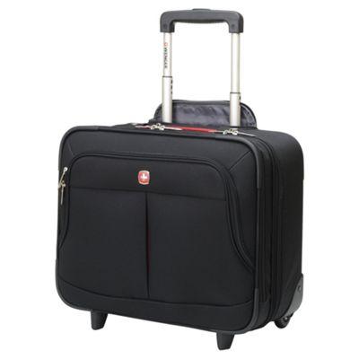 Wenger 2-Wheel Business Case, Black