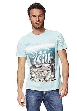 F&F Oregon City Graphic T-Shirt - Blue