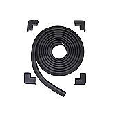 Safetots Premium Table Edge Cushion Black