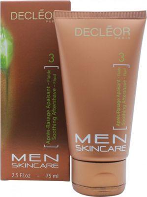 Decleor Men Skincare Moisturising After Shave Fluid 75ml