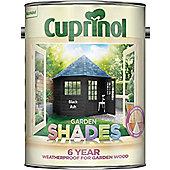 Cuprinol Garden Shades - Black Ash - 5 Litre