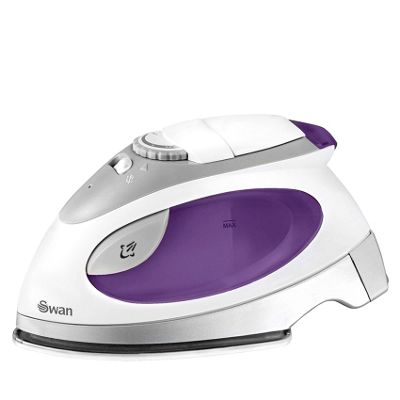 Swan SI3070N 900W Travel Iron - Purple