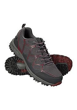 Mountain Warehouse Cross Road Trainer - Grey