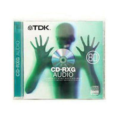 TDK JC P10 T18776 700MB 12x 80 min CD-R Disc