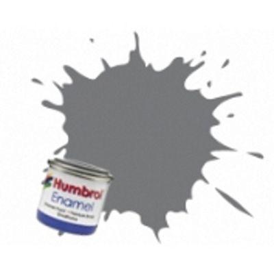 Humbrol Acrylic - 14ml - Satin - No156 - Dark Camouflage Grey