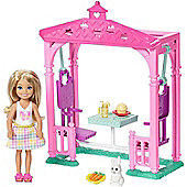 Barbie Club Chelsea Picnic - Doll And Playset Girls Toy Fun Game Play