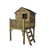 Timberdale Sage Tower Playhouse 4x4