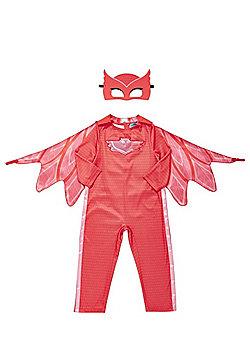 PJ Masks Owlette Fancy Dress Costume - Red