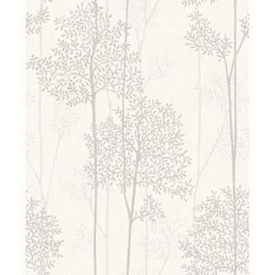 Superfresco Easy Paste the Wall Eternal White Mica Wallpaper
