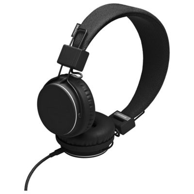Urbanears Plattan On-Ear Headphones - Black