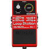 Boss RC-1 Loop Station Compact Effects Pedal