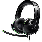 Thrustmaster Y300x Wired 60 mm Stereo Headset - Over-the-head - Circumaural - Black
