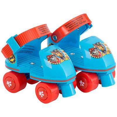 Paw Patrol Adjustable Quad Skates - 5J - 11J