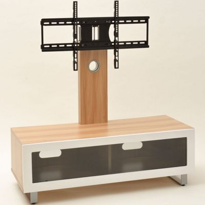 TNW Munich TV Stand with Bracket for up to 50 inch TVs