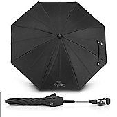 Jane Anti-UV Sun Parasol (Black)