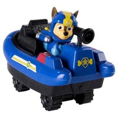 Paw Patrol Sea Patrol Vehicles  - Chase