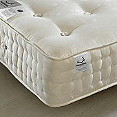Happy Beds Jewel 2000 Pocket Sprung Orthopaedic Natural Fillings Mattress
