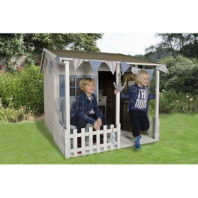 Forest Garden Parsley Playhouse 5x6
