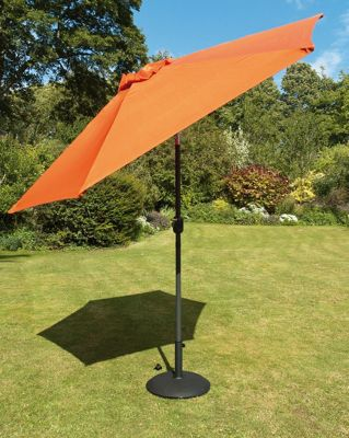 Europa Leisure Tuscany Parasol in Terra - 230 cm