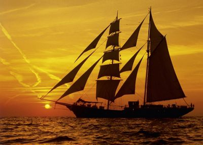 Sunny Sailing - 1000pc Puzzle
