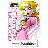 Peach amiibo Super Mario Collection