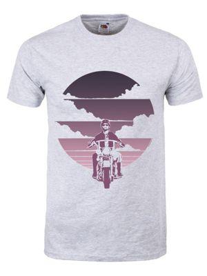 Freedom Grey Men's T-shirt