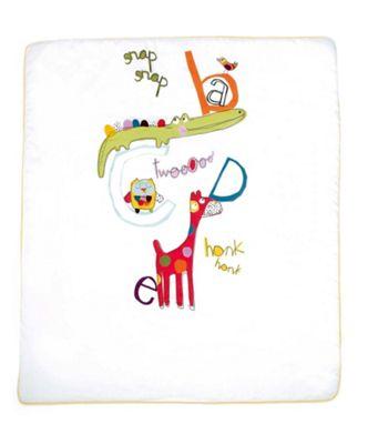 Mamas & Papas - Hoppity Hoot - Quilt
