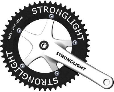 Stronglight Track 2000 Cranks: 165mm.