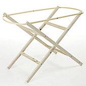 Natures Purest Basics - Moses Basket Stand, Eco Folder (Natural)