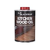 Blackfriar BKFKWO1L 1 Litre Kitchen Wood Oil