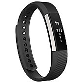 Fitbit Alta Fitness Tracker - Black, Large