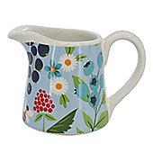 Kitchen Garden Design Ceramic Jug - Small
