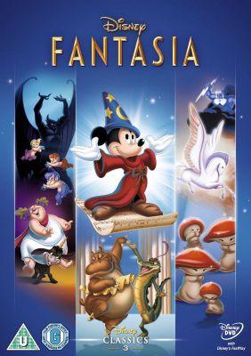 Disney: Fantasia (DVD)