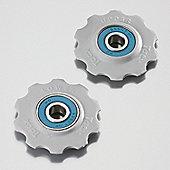 Tacx Jockey Wheels Ceramic Bearings (fits 7/8spd Shimano & 8/9/10spd Campag)