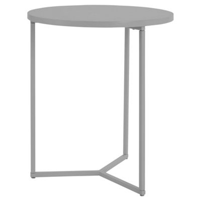 Miya Side Table, Grey