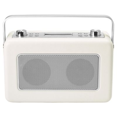 buy tesco rdr1701 retro dab radio from our portable radio range tesco. Black Bedroom Furniture Sets. Home Design Ideas