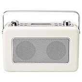 Tesco RDR1701 Retro DAB Radio