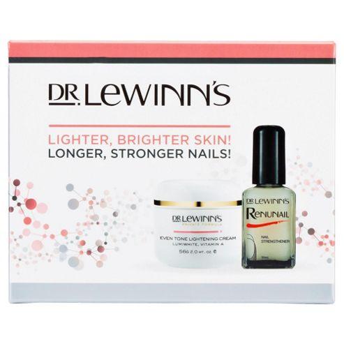 Dr Lewinns Lighter Brighter Skin, Longer Stronger Nails