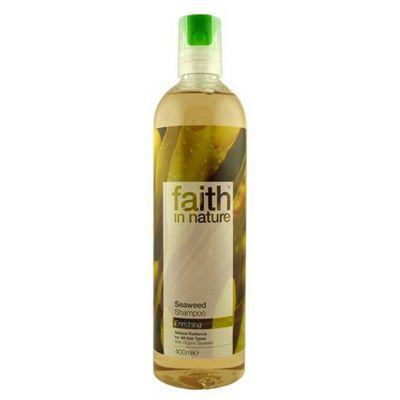 Faith in Nature Foam Bath/Shower Gel Seaweed 2 x 400ml