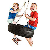 Horizontal Rubber Tyre Swing