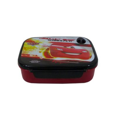 Disney Cars 'Let the Sparks Fly' Lunch Box