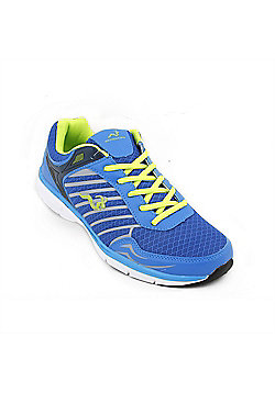 Woodworm Sports Mfs Mens Running Shoes / Trainers - Blue