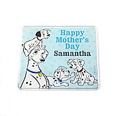 Disney 101 Dalmatians Personalised Mother's Day Coaster