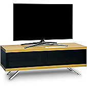 MDA Designs Tucana Hybrid TV Stand for upto 60 inch TVs - Oak