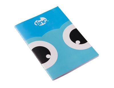 Tonkin Pocket Notebook - Blue